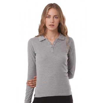 Polo Regular manica lunga Donna - JHK